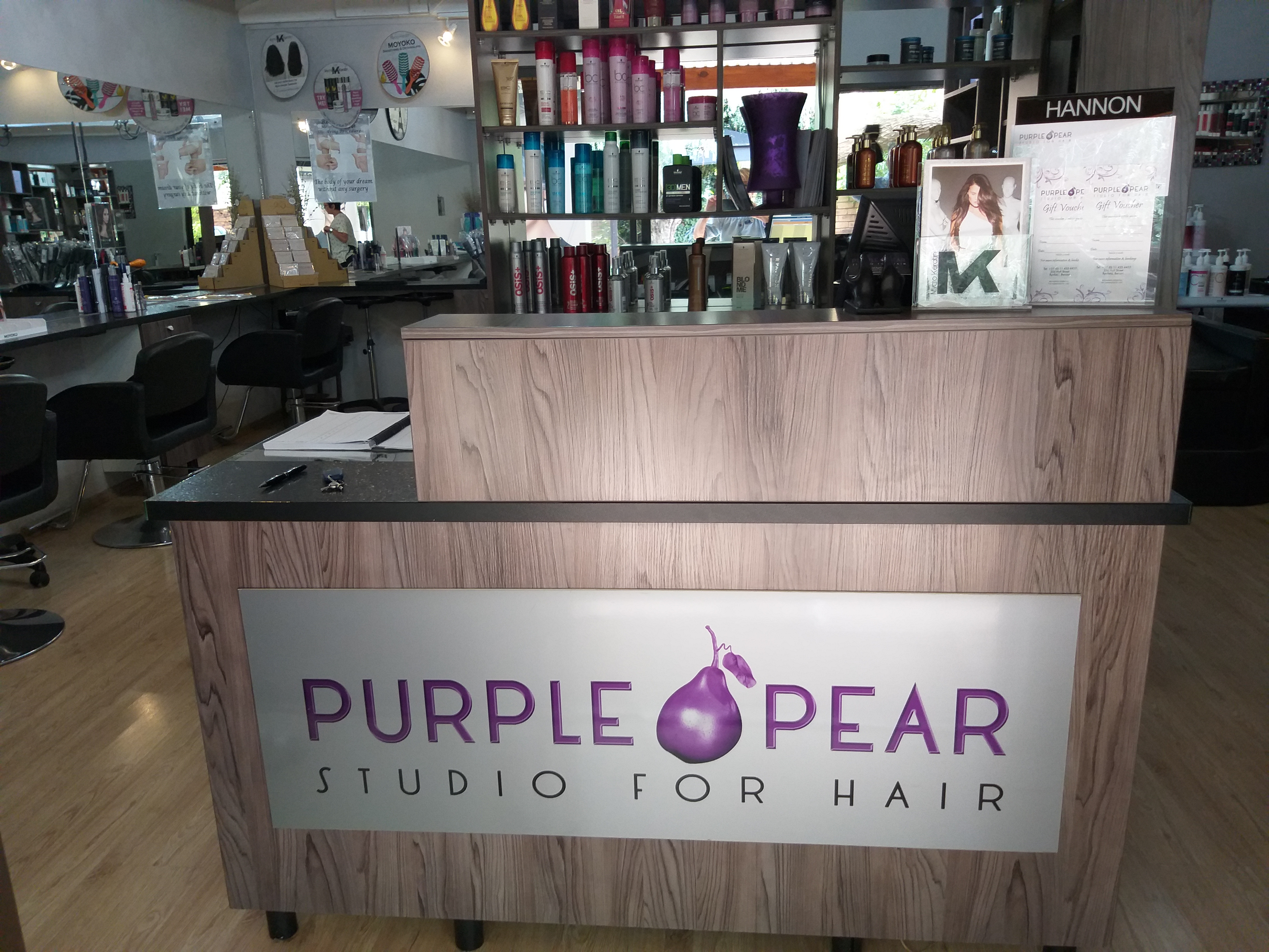 Purple Pear Studio for Hair